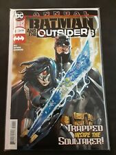 Batman and the Outsiders Annual #1 DC VF/NM Comics Book