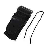 Adjustable Shoulder Strap 132 x 6 cm Acoustic Electric Guitar - Black SS