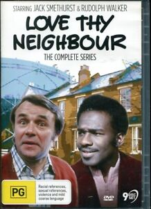 Love Thy Neighbour The Complete Series DVD NEW Region 4