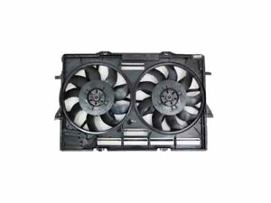 For 2012-2017 Audi A6 Quattro Radiator Fan Assembly 12299HF 2013 2014 2015 2016