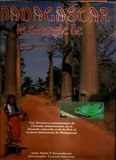 MADAGASCAR LA GRANDE ILE A.Kouwenhoven Profusely Illustrated book 158 pages 1995