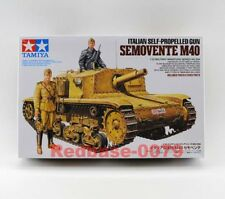 Tamiya Model 35294 1/35 Italian Self-Propelled Gun Semovente M40 Tank