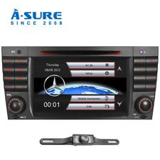 DAB+ BT Mercedes Benz C/CLK KLASSE W203 W209 Autoradio DVD GPS RDS