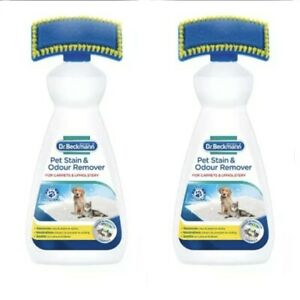 Dr. Beckmann x2 Pet Stain and Odour Remover, 650 ml