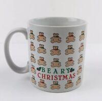 Berry Christmas Mug From Russ Berrie