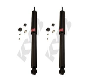 KYB 2 REAR Performance SHOCKS fits DATSUN NISSAN 1200 B210 510 210 200SX 74 - 78