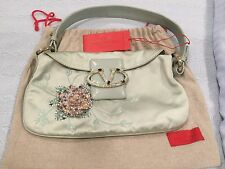 Valentino Garavani Authentic Satin Evening Bag! Gorgeous One Of Kind! Rare Find!