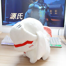 25CM Game OW Overwatch Genji Soft Plush Doll Cosplay Stuffed Toy Anime Gift