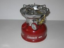 Rare Red Coleman 502A Classic Sportster Single Burner Stove VERY SCARCE! Vintage