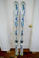 New listing K2 LOTTA LUV SKIS SIZE 150 CM WITH MARKER BINDINGS