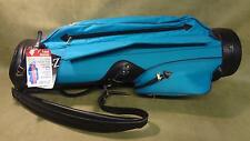 Vintage hot Z golf bag 92207 g Pro Group made in use Teal blue NOS retro older