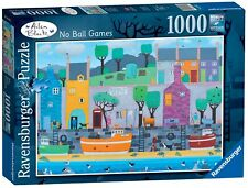 16427 Ravensburger No Ball Games, 1000pc Adult's Jigsaw Puzzle Age 12 Years+