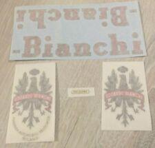 BIANCHI Folgore  KIT decalcomanie/adesivi/stickers