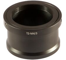 T2-M4/3 Micro Mount Adapter T2/T Ring For Olympus PEN E-PL2,PEN E-PL1s,PEN E-PL1