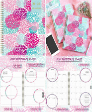 New listing 2021-2022 Planner - Weekly & Monthly 7.65 inches X 9.85 inches, Pink 1