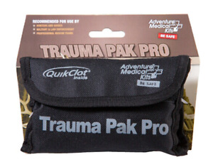 Adventure Medical Kits Trauma Pak Pro With Quikcot Gauze SWAT-T Tourniquet (NEW)
