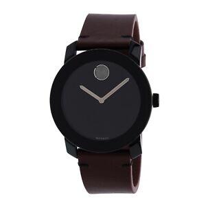 Movado 3600602 Men's Bold Black Quartz Watch