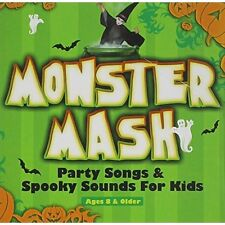 Halloween Monster Mash: Party Songs By Monster Mash: Party Songs On Audio