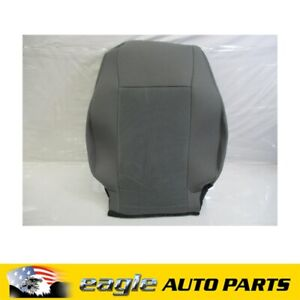 SAAB 9-3 R/H FRONT SEAT BACK COVER 2005 2006 NEW GENUINE OE # 12757616