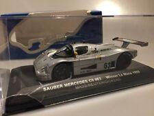 1:43 IXO Mercedes Sauber #63 Le Mans 1989 Damage Showcase
