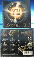 V/A - Mtm Music Vol. 2 (Cd, 1997, Mtm Music, Germany) Rare