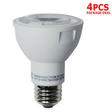 4 Pack - High Quality LED 7w Waterproof Dimmable PAR20 Daylight Light Bulb