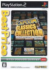 Used PS2  Capcom Classics Collection  SONY PLAYSTATION JAPAN IMPORT