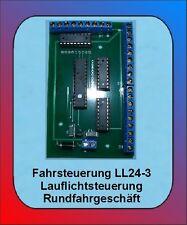 Control de conducción ll24-3 tramo jugando juegos de video de control de luz alrededor del negocio de conducción