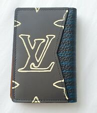 LOUIS VUITTON LV POCKET ORGANIZER ORGANISER BNIB RARE MEN'S WALLET