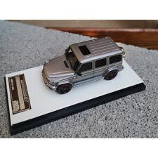 MOTORHELIX 1:64 Mercedes-Benz 2019 G63 AMG Diecast Car Model With Stand W/Case