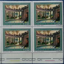 ITALIA 1975 quartina MNH** TURISTICA - Mi: IT 1494