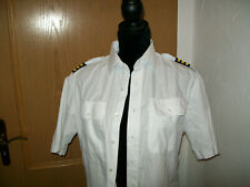 Airberlin Hemd mit Schulterklappen Pilothemd Uniform Technik air berlin Gr M 39