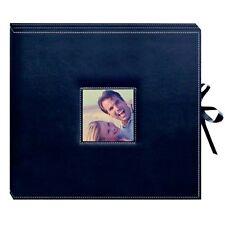 """American Crafts Moderno álbum de anillo en D 12/""""x12/"""" Negro"""