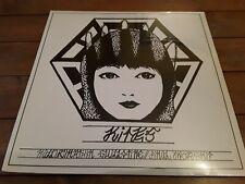 Kites  – Hallucination Guillotine // Final Worship - US 2007 LP (Load Records )