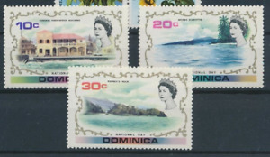 Dominica - 1972 - Sc 345 - 47 - National Day