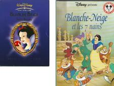 DVD DISNEY N°1 COLLECTOR BLANCHE NEIGE + LIVRE MICKEY CLUB