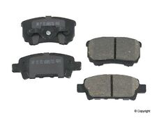 Disc Brake Pad Set fits 2003-2014 Mitsubishi Lancer Outlander  MFG NUMBER CATALO