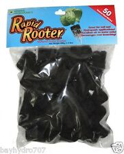 Rapid Rooter Plugs Gh 100 Pack General Hydroponics Save $ W/ Bay Hydro $
