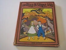 Antique Book The Road In Storyland Star Edition1932 USA