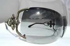 Affliction Sunglasses Glasses Bianca Black Authentic Free Shipping New!