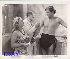 Lex Barker barechested VINTAGE Photo Tarzan And The Slave Girl
