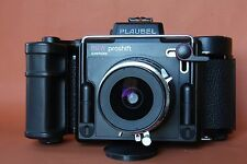 Plaubel 69W proshift ZF Angulon 47mm f/5.6, 6x9 Kamera, Excellent