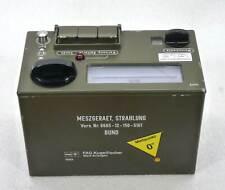Strahlungsmessgerät Zählrohr Geigerzähler Verstrahlungsmessgerät SVG SV 500