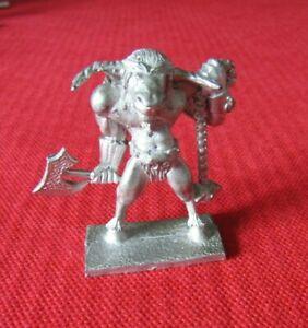 Minotaur Lord Metal HM-1119 Harlequin Miniature Warhammer 40k