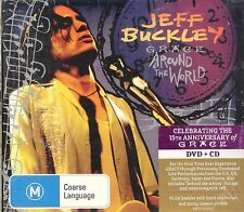 Jeff Buckley Grace Around The World DVD CD NEW Mojo Pin