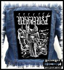URFAUST - Skeleton  --- Huge Jacket Back Patch Backpatch
