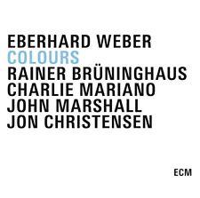 Eberhard Weber - Colours [CD]
