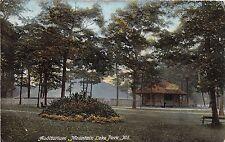 A75/ Mountain Lake Park Maryland Md Postcard c1912 Auditorium Association