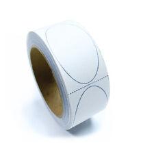LongShot Golf  Impact Label 1/2 Roll Blank Universal Ovals/No Printing