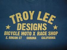 TROY LEE DESIGNS T SHIRT XXL bmx fly fox